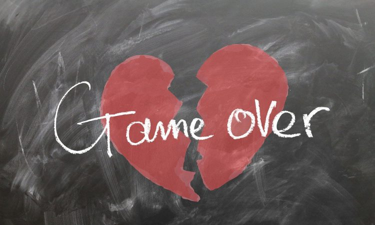 Wat te doen als je relatie ten einde loopt