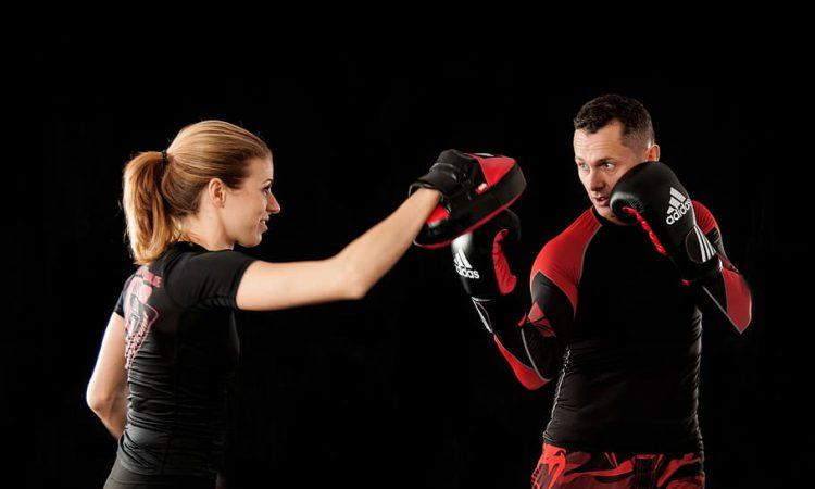 De beste vechtsport voor vrouwen
