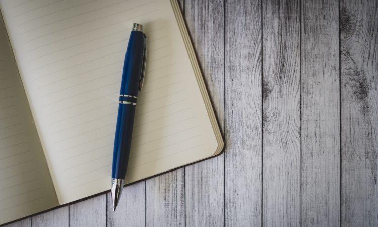 Een mooie pen voor jezelf