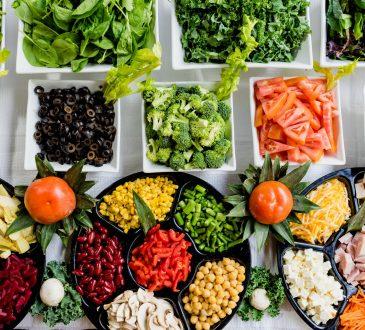 Het bereiden van gezonde maaltijden